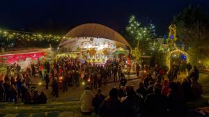 Kittenberger Erlebnisgärten Advent
