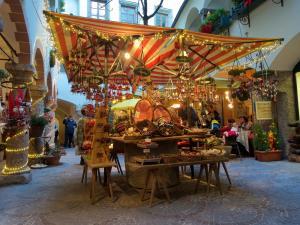 Salzburg Adventstand