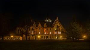 Schloss GrafeneggAdventbeleuchtung