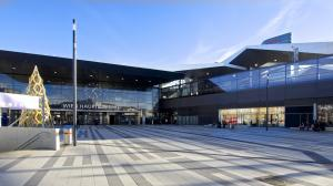Wien Hauptbahnhof Eingang