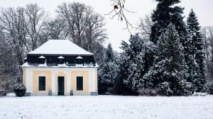 Grafenegg Pavillon Winter 2