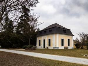 Grafenegg Pavillon Winter 1