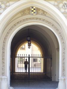 Schloss Grafenegg_ Portal
