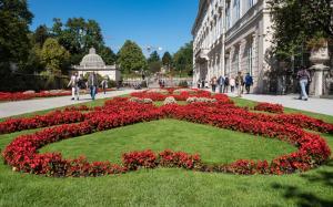 Mirabellgarten Salzburg 1