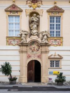 Stift Zwettl Portal