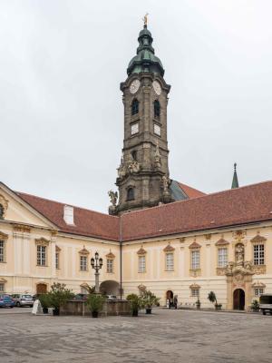 Stift Zwettl Innenhof
