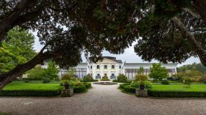 Stift Zwettl Stiftsgarten Orangerie