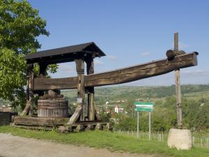 Weinpresse Heiligenstein