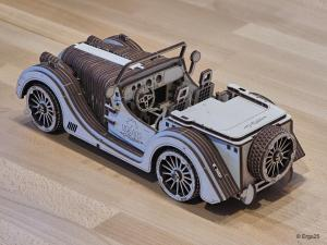 Holz Modellauto 6
