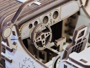 Holz Modellauto 5