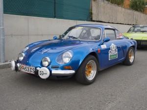 *Wachau Oldtimer Classic 5 RENAULT Alpine A 110 1300 V