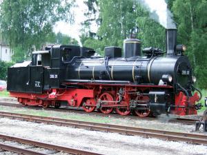 399-01 Schmalspur Dampflok