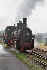 Eisenbahn Dampfzug Gmünd 20