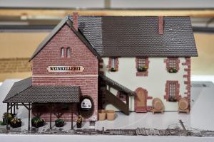 Kreuzhuber & GotthardModelanlage 16
