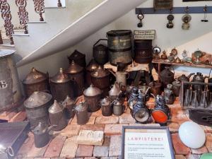 Eisenbahnmuseum Sigmundsherberg Lampisterie