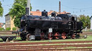 Eisenbahnmuseum Sigmundsherberg Dampflokreihe 93
