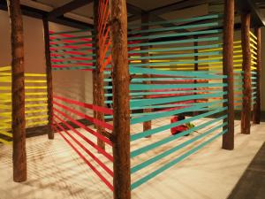 Playground 2015 Installation Maser 3