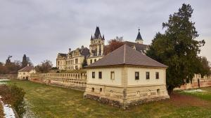 Schloss Grafenegg III