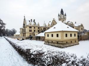 Schloss Grafenegg Winter 2