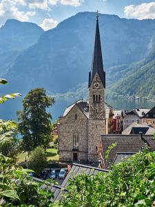 Hallstatt Kirche 1