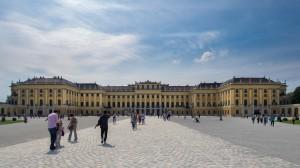 Schönbrunn Front