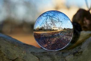 Glaskugel Perspektive IV